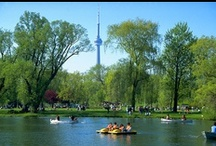 Toronto Ontario Canada / Places you don't have to miss if you travel to Toronto (Ontario - Canada)
