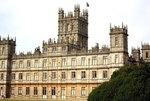 The Real Downton Abbey! / www.aladyinlondon.com / by A Lady in London