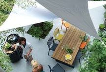 {DECO}  terrasse /// terrace