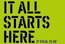 Babylon 2013 - 2014 / It All Starts Here
