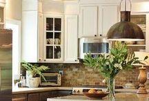 Kitchen remodel ideas!! / by Emily Ingram