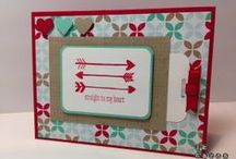 su valentine / Stampin, Up! Valentine projects