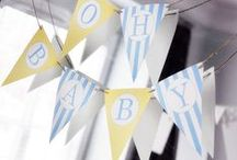 Holidays & Events | Baby Shower / Everyone around me is having babies, and I have been really inspired by baby showers lately. Cute themes, games, prizes, and decorations.