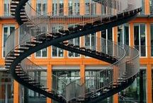 STAIRCASE / Staircase design / by Sean Finlay
