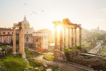 Rome: The Great Beauty: / The most beautiful piture of the Eternal City...