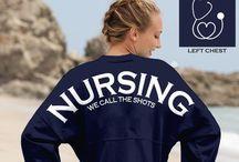 Nursing school!