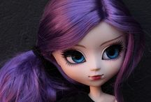 Dolls / I would love to have any of these dolls. Adorable / by Rhonda Smith