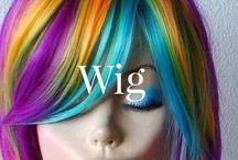 Must Have (Wig board) / Un mondo senza parrucche, che mondo sarebbe?