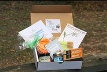 #MyMakerBox / Check out the handmade products and creative entrepreneur success resources featured in the Indie Business Network's monthly subscription box: #MyMakerBox!