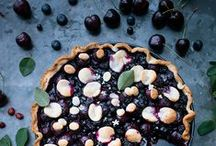 cakes, tarts and pies oh my! / Sweet recipes / by Monique Welker