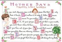 "Mother Says / ""Gurtisms"" Southern sayings and traditions my Mother said and lived by :) / by Michelle McCallin"