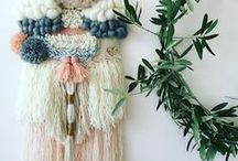 [CREA] Tissage /// Weaving