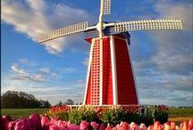 Wanderlust in the Netherlands / The best places to travel in the Netherlands