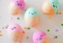 [CREA] Pâques /// Easter
