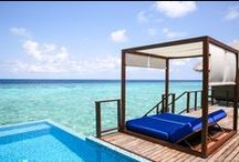 The Maldives / Luxury and local travel in the Maldives