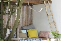 [DECO] Cabane extérieur // Outdoor playhouse