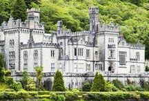Places to Travel in Ireland / The best places to travel in Ireland, from Dublin to the coast.