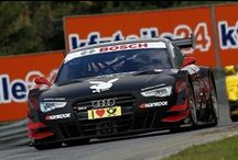 DTM / The best from Audi in the Deutsche Tourenwagen Masters / by Audi Motorsport