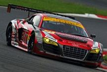 Audi R8 LMS / The best about the Audi R8 LMS ultra and Audi R8 GRAND-AM / by Audi Motorsport