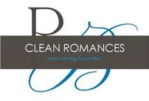 Clean Romances / Clean and sweet romances appropriate for readers of all ages.
