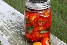 Canning and Preserving~~Yep, I do that too! / by Tonya Roberts