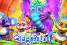 GiggleBellies Videos / Some music video clips from our multi-award wining DVD series that are getting kids moving, grooving & learning!