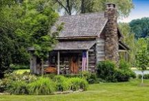 cabins / by John Calhoun