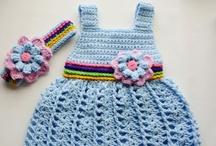 Crochet - Kids & Baby / by Marianna
