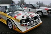Audi in Rally / The best from Audi in rally and hillclimb racing / by Audi Motorsport