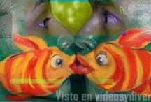 Caras Pintadas / by Neu        Ƹ̴Ӂ̴Ʒ