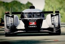 Audi in Video Games / by Audi Motorsport