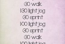 I WORK OUT... / Workouts & ideas