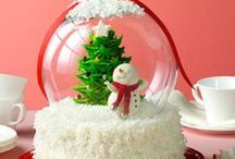 snow globes / by Laura Campanelli