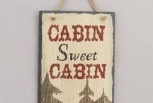 Cabin love / by Ghita