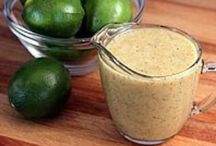 Butters, Dressings, Sauces, & Spices