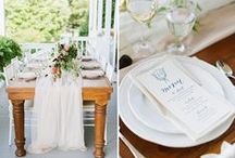 Gorgeous Tablescapes / by Natalie Franke