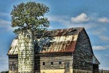 barns / barns / by John Calhoun
