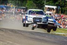 Audi Rallycross / The best photos with Audi cars in rallycross racing / by Audi Motorsport