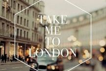 Second Home. / I left my heart in London