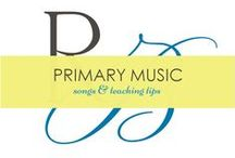Primary Songs and Chorister