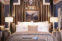 Bedrooms / by Julie Potter