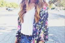 My Style / Looks & styles I wear & love
