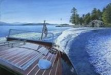 Wolfeboro, New Hampshire / Perspective from a local realtor and life-long resident.  / by Adam Dow
