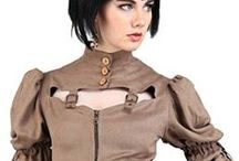 Steampunk Clothing / Shop for ready to wear Steampunk style clothing, boots and more. Get inspired by some of our favorite steampunk looks.