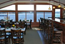Boating to Dinner | Winnipesaukee / One of the best things about Lake Winnipesaukee is the boat trip to dinner. Here are some of my favorite spots around the Lake.  / by Adam Dow