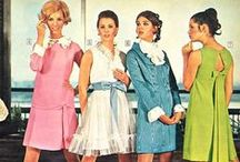 1960s Fashion / Bringing back the 1960s from the classic looks worn on Mad Men to the daring mini dresses and go go boots. Vintage inspired and new 1960s style clothes online.  / by Vintagedancer.com