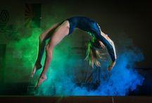 Gymnastics / by Claudine Morgan