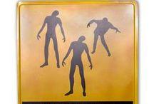 braaaaaaiiins! / zombies / by Nicole Kiska at Usborne Books