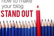 Blogging / by Julie Potter