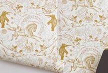 T E X T I L E + P A P E R / Fabrics, pattern, textiles, design / by ≪≫≪ L I A N N A ≫≪≫